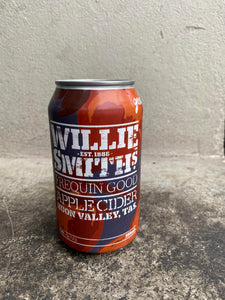 Willie Smith's Frequin Good Apple Cider