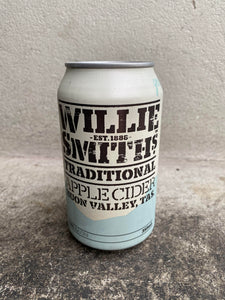 Willie Smith's Traditional Apple Cider