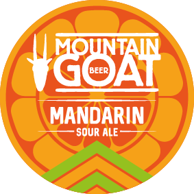 Mountain Goat Mandarin Sour Ale
