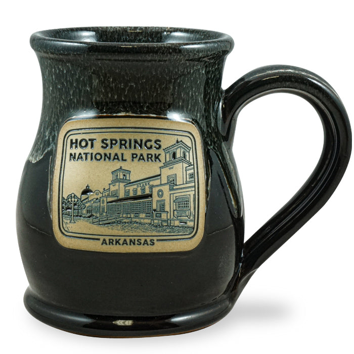 HOT SPRINGS - TALL BELLY - BLACK W/CINNAMON WHITE