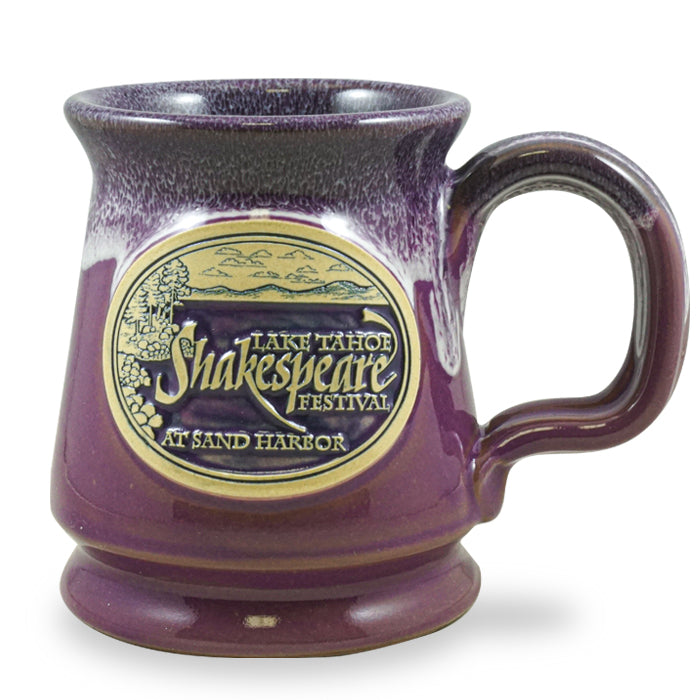 LTSF Footed Mug (Lilac w/Plum White)