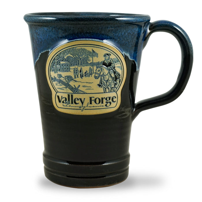VALLEY FORGE - COMMUTER - BLACK W/NAVY