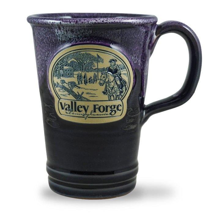 VALLEY FORGE - COMMUTER - PLUM W/LILAC WHITE
