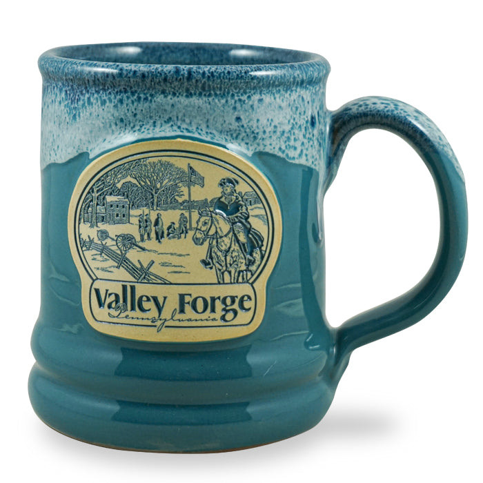 VALLEY FORGE - RAMSEY - PEACOCK W/BLUE WHITE