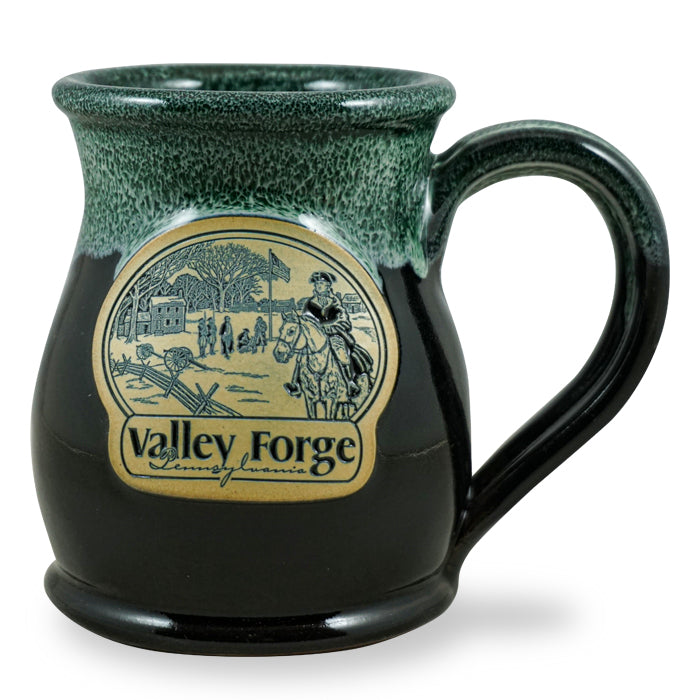 VALLEY FORGE - TALL BELLY - BLACK W/HUNTER WHITE