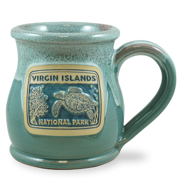 VIRGIN ISLANDS - MIDWAY - SEAFOAM W/ROSE WHITE