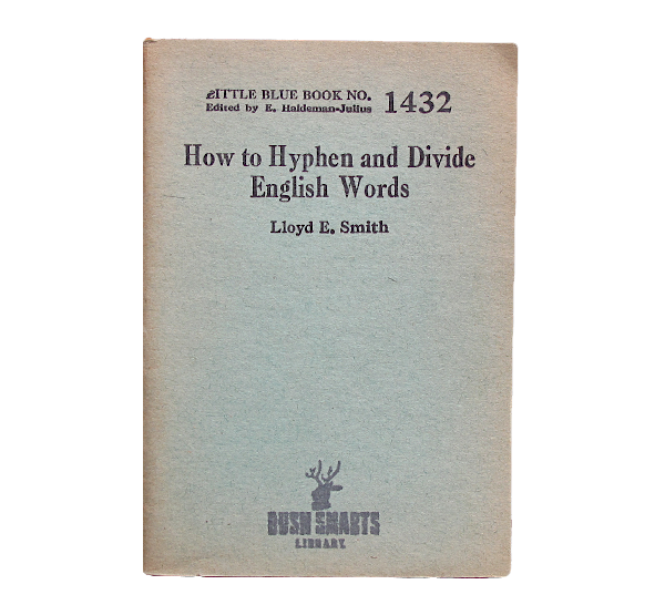 How to Hyphen and Divide English Words