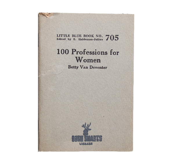 100 Professions for Women