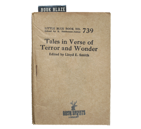 Tales in Verse of Terror and Wonder