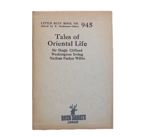 Tales of Oriental Life