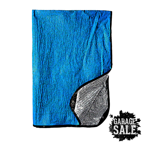 SMPL: Blue Survival Tarp