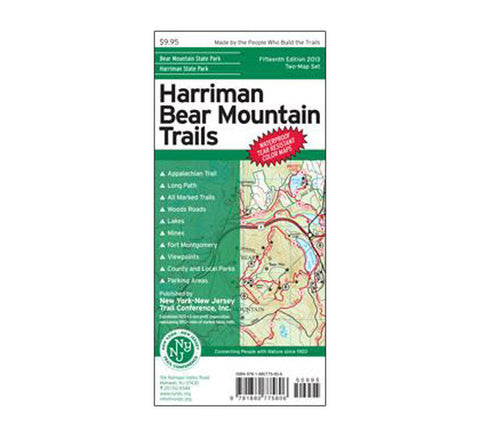 Harriman Bear Mountain Trails