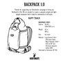 Backpack: Gray