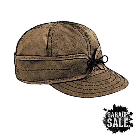 SMPL: Stormy Kromer Waxed Cotton Hat