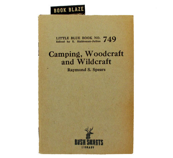 Camping, Woodcraft and Wild Craft