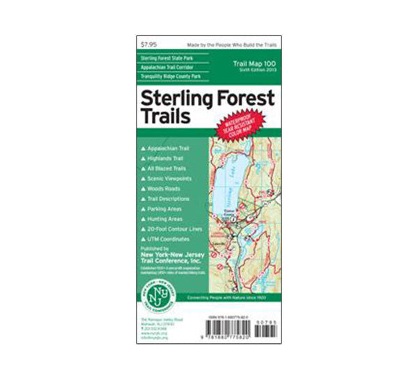 Sterling Forest Trails