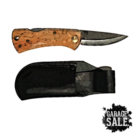 SMPL: EKA Swede 88 Folding Knife