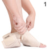 Futuro Wrap Around Ankle Support Step 1