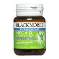 Blackmores Mega B Complex Tablets 75