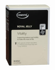 Comvita Royal Jelly Capsules 300