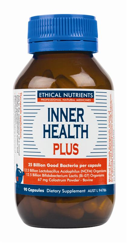 Inner Health Plus Probiotic Capsules 90