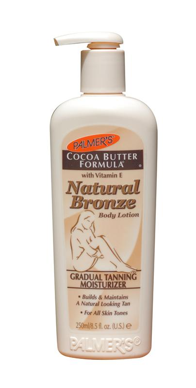 Palmers Cocoa Butter Formula Natural Bronze Body Lotion 250ml