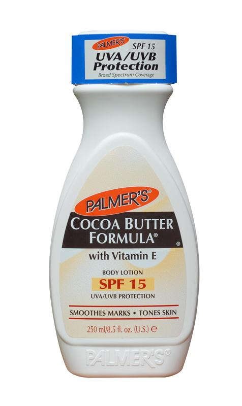 Palmers Cocoa Butter Formula SPF 15 Body Lotion 250ml