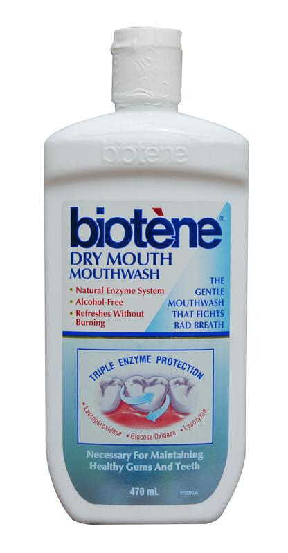 Bioetene Dry Mouth Mouthwash 470ml