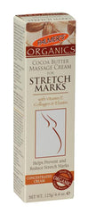 Palmers Organics Cocoa Butter Massage Cream for Stretch Marks 125g