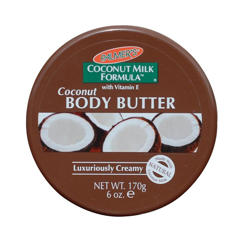 Palmers Coconut Milk Formula Body Butter with Vitamin E 170g