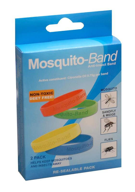 Mosquito-Band Anti-Insect Band 2