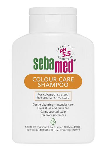 Sebamed Colour Care Shampoo 200ml