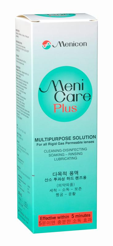 MeniCare Plus Multipurpose Solution 250ml