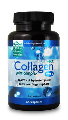 NeoCell Immucell Collagen Type II Capsules 120