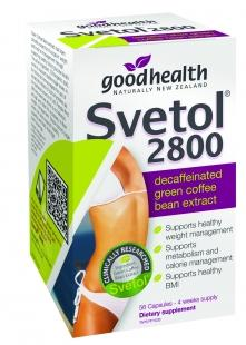 Good Health Svetol 2800 Capsules 56