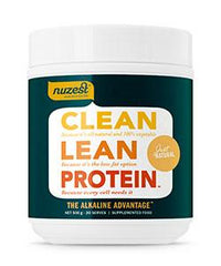 Nuzest Clean Lean Protein Golden Pea Isolate Just Natural 500g
