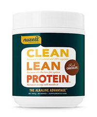 Nuzest Clean Lean Protein Golden Pea Isolate Rich Chocolate 500g
