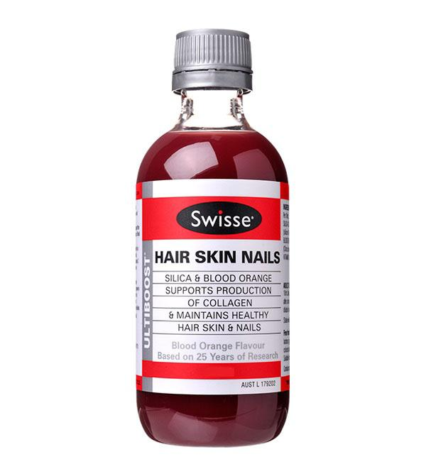 Swisse Ultiboost Hair Skin Nail Liquid 500ml