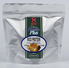 Red 8 Rice Protein Unflavoured 1kg