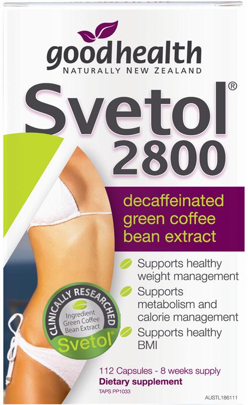 Good Health Svetol 2800 Capsules