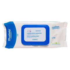 Mustela Cleansing and Soothing Wipes 70