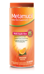 Metamucil Orange Smooth Powder 72 Dose 425g