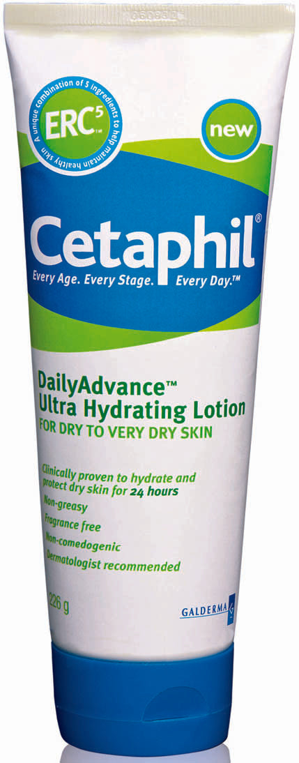 Cetaphil DailyAdvance Ultra Hydrating Lotion 226g