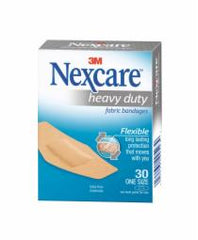 Nexcare Heavy Duty Fabric Bandages 30