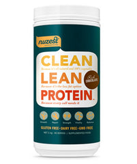 Nuzest Clean Lean Protein Golden Pea Isolate Rich Chocolate 1kg