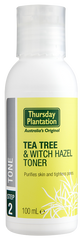 Thursday Plantation Tee Tree & Witch Hazel Toner 100ml