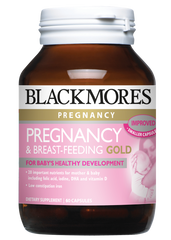 Blackmores Pregnancy & Breast Feeding Gold Capsules 60