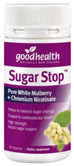 Good Health Sugar Stop (Pure White Mulberry & Chromium) Capsules 60