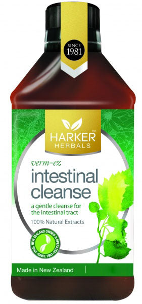 Malcolm Harker Intestinal Cleanse
