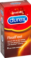 Durex Real Feel Latex Free Condoms 8